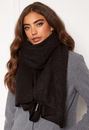ONLY Lima Knit Long Scarf Black One size