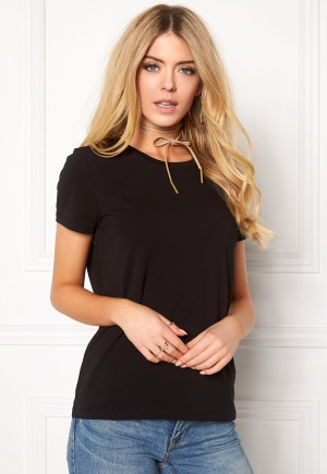 ONLY Live Love Trendy O-Neck Black M
