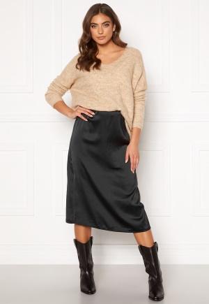 ONLY Mania Midi Skirt Black 38