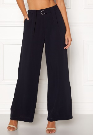 ONLY Minnie HW Wide Belt Pant Night Sky 36