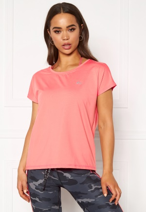 ONLY PLAY Aubree Loose Training Tee Strawberry Pink L
