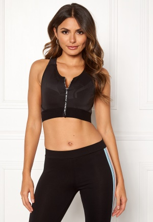 ONLY PLAY Delphine AOP Sports Bra Black XS