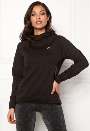ONLY PLAY Julia Hood Sweat Black/Black L