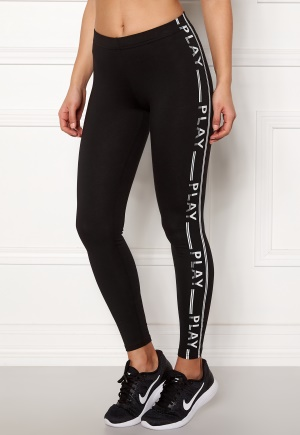 ONLY PLAY Luna Jersey Leggings Black XS ONLY PLAY