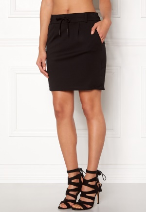 0d70d2980826 ONLY Poptrash Easy Skirt Black XL ONLY - Klädaffärer Online