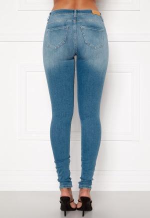 ONLY Shape Life Reg Sk Jeans Light Blue Denim 33/32