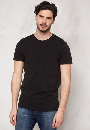 ONLY & SONS Mads Long O-Neck Tee Black M