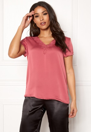 ONLY Tessa SS Top Baroque Rose 34