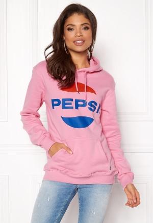 Pepsi Sweet Pepsi Logo Hoodie Pink XS