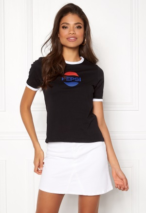 Pepsi Sweet Pepsi Ringer Black L