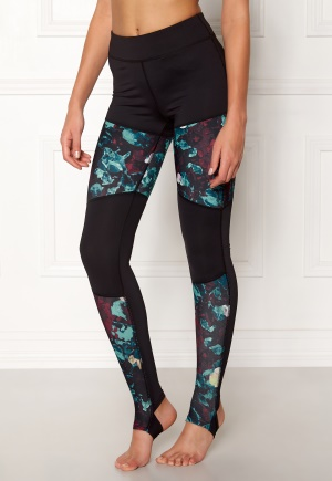 ONLY PLAY Petunia Yoga Tights Black M ONLY PLAY