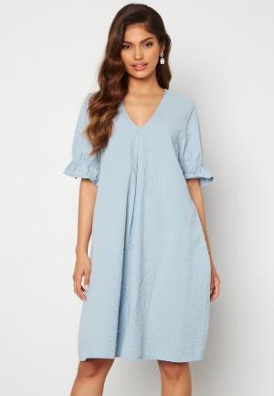 Pieces Alice 2/4 Dress Blue Fog L