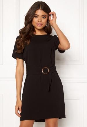 Pieces Lisa SS Dress Black XS