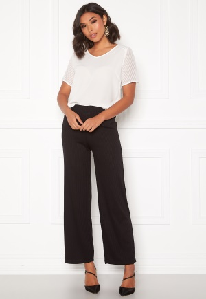 Pieces Molly Pants Black S
