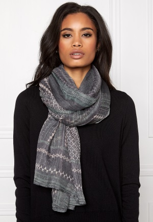 Pieces Piviana long scarf Papyrus One size thumbnail