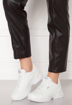 PUMA Cilia Mode Sneakers 02 White Silver 37 (UK4)