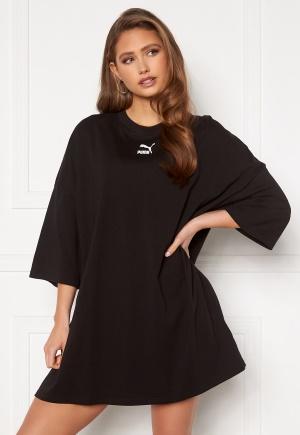 PUMA Classics Tee Dress 01 Puma Black M
