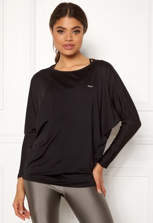 Röhnisch Drape Top Black XS