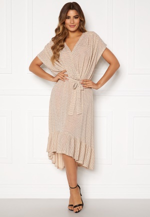 Ravn Brielle Dress Nude M