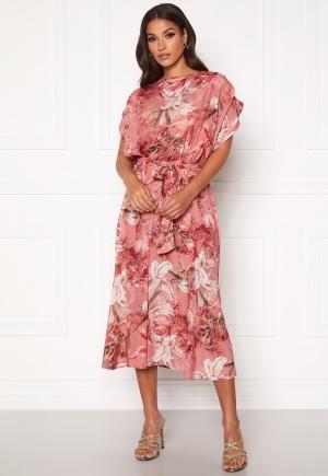 Ravn Dazz Dress Palm Print L