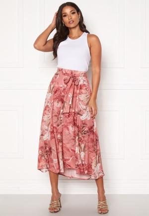 Ravn Lion Skirt Palm Print S