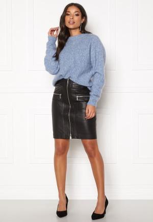 ROCKANDBLUE Willow Lamb Chill Skirt Black 38