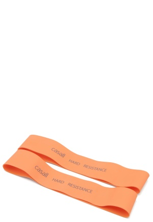 Casall Rubber Band Hard 2 250 Orange One size