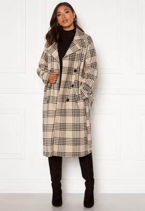 Rut & Circle Cassandra Coat Light Beige XL