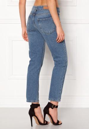 Rut & Circle Louisa Vintage Jeans Md Blue Wash L