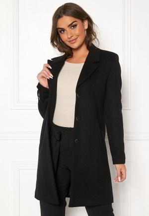 SELECTED FEMME Sasja Wool Coat Black 34