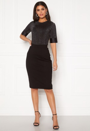 SELECTED FEMME Shelly MW Pencil Skirt Black S