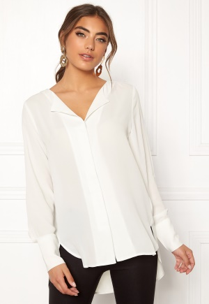 SELECTED FEMME Stina-Dynella LS Shirt Creme 40