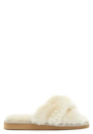 Shepherd Lovisa Toffel Creme 36
