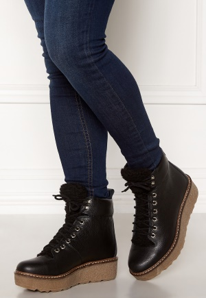 SHOE THE BEAR Bex leather Boots 110 Black 36