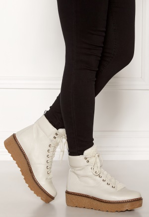 SHOE THE BEAR Bex leather Boots 120 White 37