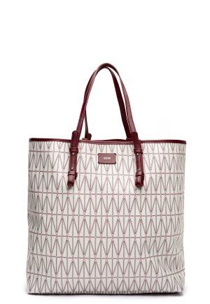 DAGMAR Shopping Bag Light Grey One size