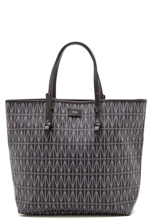 DAGMAR Shopping Bag Navy Blue One size