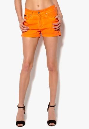 D.Brand Shorts Oranssi 24