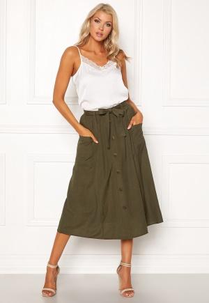 Sisters Point Bina Skirt 207 Khaki L