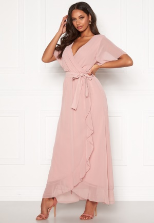 Sisters Point Gush Dress 586 Dusty Rose S