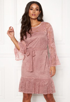Sisters Point WD-33 Dress 586 Dusty Rose L
