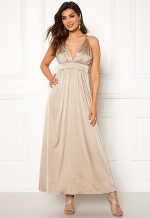 Sisters Point WD-43 Dress 117 Champagne L