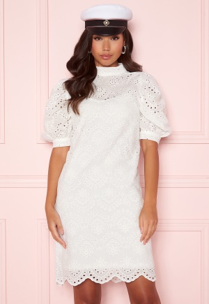 Sisters Point WD 48 Dress 115 Creme XS