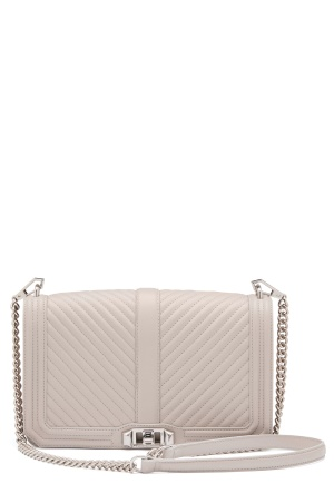 Rebecca Minkoff Slim Love Crossbody Bag Putty One size