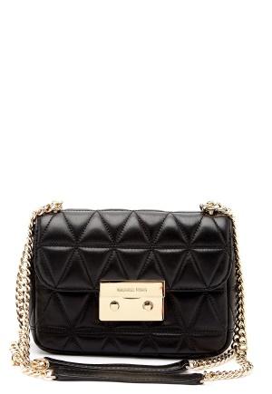 Michael Michael Kors Sloan Shoulder Bag Black One size