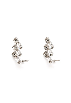 SNÖ of Sweden District Cuff Earring s/Clear One size