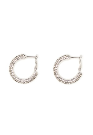 SNÖ of Sweden Doreen Ring Earring Silver/Clear One size