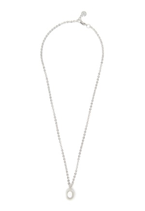 SNÖ of Sweden Muse Pearl Necklace s/White One size