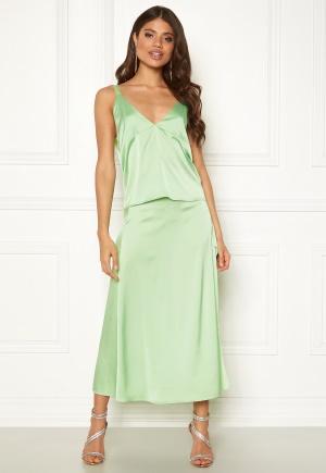 Ivyrevel Split Skirt Pastel Green 40