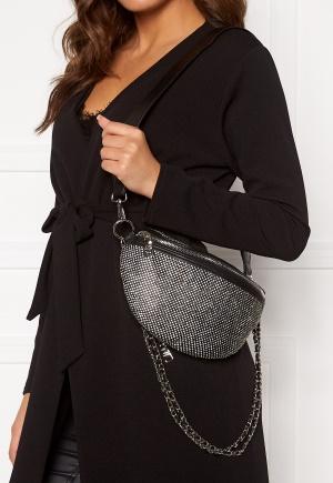 Steve Madden Bling Belt Bag Black One size